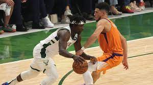 Sport 5 of 2021 NBA Finals ...