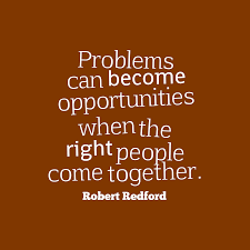 Robert Redford Quote About Team Work