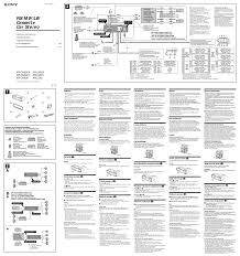 sony cdx gt54uiw wiring diagram sony cdx gt110 wiring diagram sony xplod wiring harness adapter at Sony 16 Pin Wiring Harness