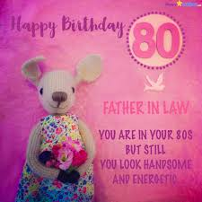 40 Best Birthday Wishes For Father In Law