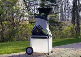 electric garden shredders and wood