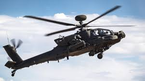 Army Identifies Two Soldiers In Apache Helicopter Crash