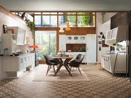 Retro Kitchen Retro Kitchen With 1950s Flare St Louis By Marchi Cucine