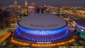hurricane katrina superdome new orleans national guard doug thornton manager of the superdome looks back on the damage that hurricane katrina inflicted upon the iconic building and the emotional moment when it