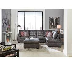Bannon Grey 2 Pc Sectional