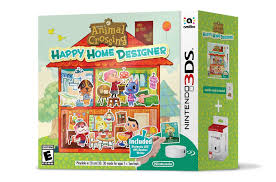 3ds Xl Happy Home Designer Bundle Amazon Opens Pre Orders For The Animal Crossing Happy Home