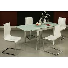 Danish Modern Dining Table Furniture Expandable Contemporary Dining Table Wayfair Along