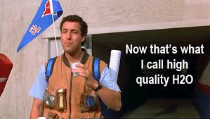 Waterboy Quotes Classy Adam Sandler Water GIF Find Share On GIPHY