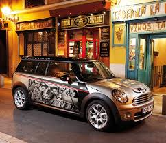 Mini custom wraps | Cartype