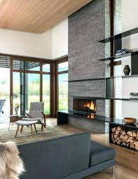 modern stone fireplace ideas modern stone fireplaces incredible modern stone fireplace ideas