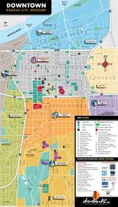 kansas city maps  missouri us  maps of kansas city