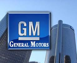 General Motors uses branded products to develop its image
