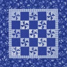 Pinwheel Quilt Patterns   AllPeopleQuilt.com & Blue-and-White Pinwheels Adamdwight.com