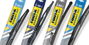 Rain X Expert Fit Wiper Blades Rain X