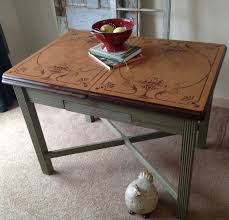 Kitchen Tables Vintage Wood Kitchen Table