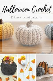 Crochet Halloween Patterns Magnificent Design