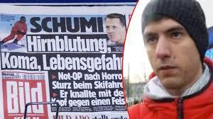 BILD in Michael Schumachers Heimat: Kerpen bangt um seinen Helden - Formel 1 ...
