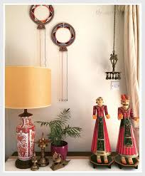 Small Picture This lovely corner features traditional brass South Indian