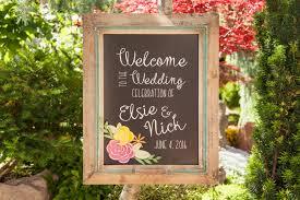 7 Ways To Make Wedding Signs Using Your Cricut Cricut