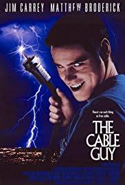 the cable guy imdb the cable guy poster
