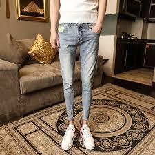 2019 new <b>summer</b> Korean version of the <b>simple men's</b> slim thin ...