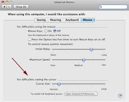 Mac Cursor Increase Cursor Mouse Pointer Visibility On Mac Osx And Windows 7