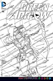 55 Best Dc Comics Coloring Book Images On Pinterest Coloring