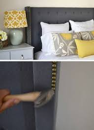headboard tutorial headboard 22 small bedroom decorating ideas on a budget easy diy bedroom decor ideas