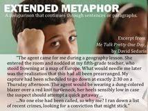 writing extended metaphor essay com write a short essay on republic day