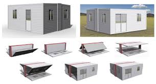 Foldable Houses More Folding Houses From 14sqm Tinyhouses Australia