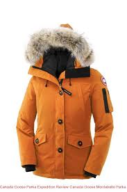 Canada Goose Parka Expedition Review Canada Goose Montebello Parka Sunset  Orange Women s For Sale