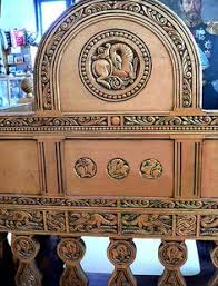 furniture motifs. Byzantine Motifs Are Featured On Queen Marie Of Roumania\u0027s Gilded Wood Furniture Circa 1900 To 1910 | Pinterest Byzantine, And Queens