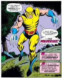 as a result of first appearing in the hulk s book to fight wendigo wolverine has something of special relationship with those characters