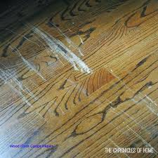 repairing gouges in wood floors fix scratched hardwood floors in about five minutes wood floor gouge repairing gouges in wood floors
