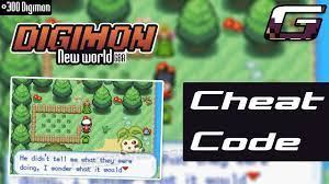 Liked on YouTube: Guide Pokemon Digimon New World Cheat Code for PC and  Android