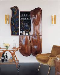 home office bar. contemporary home bar by amy lau design office o
