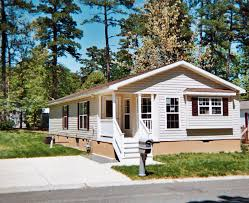 Minimalist Trailer Homes With Small Widows And Door With Small White Stairs  And Fence Can Add ...