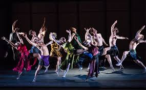 Dance Group Mark Morris Dance Group And Music Ensemble Annenberg Center