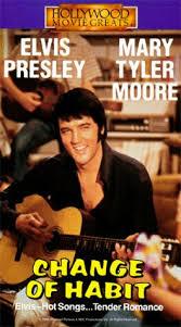 change of habit movie. Fine Movie Amazoncom Change Of Habit VHS Elvis Presley Mary Tyler Moore Barbara  McNair Jane Elliot Leora Dana Edward Asner Robert Emhardt Regis Toomey  Intended Of Movie