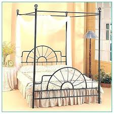 canopy bed black – todaela.info