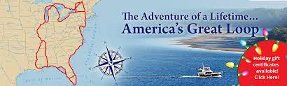 Great Loop Charts Home Americas Great Loop Cruisers Association