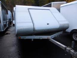 2007 triton trailers 2 place snowmobile trailer trailers nw