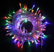 Fairy Lights Daraz Pack Of 5 Multicolor Led Fairy Light String Celebrations Party Decor Gifts Decoration Light Led Still 25 Feet Long Led Light Fairy String