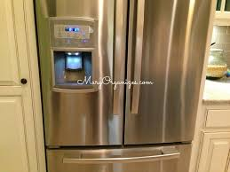 How To Clean Stainless Steal How I Clean My Stainless Steel Appliances Creatingmaryshomecom