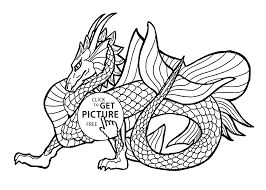 Dragon Coloring Pages Hard Dragon Coloring Pages Hard Printable