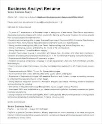 Tips For Resume Writing Enchanting Bussiness Analyst Resume Business Analyst Resume Writing Tips