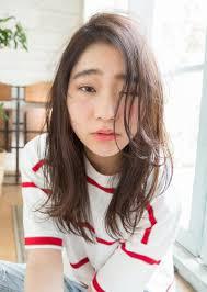オシャレな黒髪ロングヘアカタログ Ash 東戸塚店 木村 直継