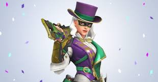 They need to complete weekly challenges to unlock some. Overwatch Ashe Mardi Gras Twitch Drops And Challenges How To Get Skin And Sprays