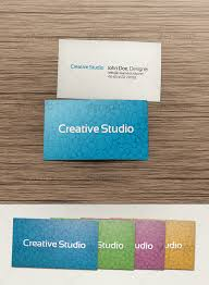 Free Double Sided Business Card Template Double Sided Business Card