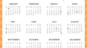 Calendar 2019 Printable With Holidays Printable Cute Printable Calendar 2019 Template